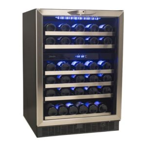 Danby DWC612BLP 75 Bottle Wine Cooler